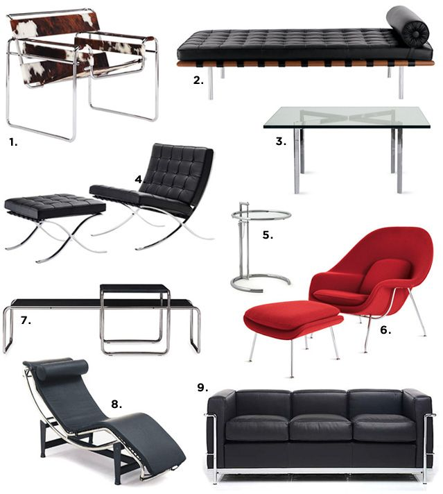 International Style Furniture