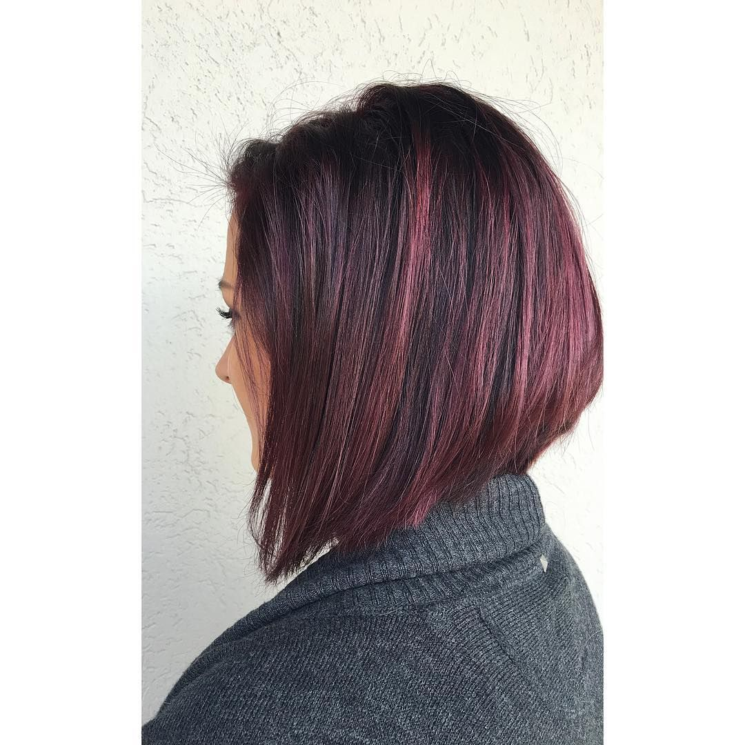 cool 25 Wonderful Ways to Wear the Mahogany Hair Colors ...
