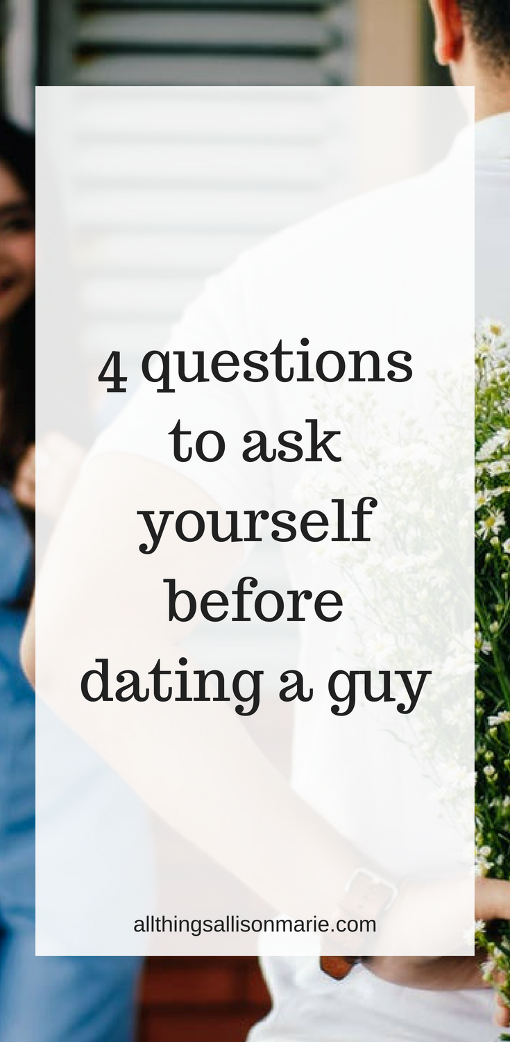 questions for dating a guy