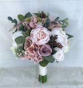Hochzeitsstrauß, Dusty Rose Brautstrauß, erröten Hochzeitsstrauß, Pfingstrose Bouquet, lila / Dusty Rose Hochzeitsblumen, Seide Brautstrauß   - WEDDING PLANER - #Bouquet #Brautstrauß #Dusty #Erröten #Hochzeitsblumen #Hochzeitsstrauß #lila #Pfingstrose #Planer #Rose #Seide #Wedding #silkbridalbouquet Hochzeitsstrauß, Dusty Rose Brautstrauß, erröten Hochzeitsstrauß, Pfingstrose Bouquet, lila / Dusty Rose Hochzeitsblumen, Seide Brautstrauß   - WEDDING PLANER - #Bouquet #Brautstrauß #D #silkbridalbouquet