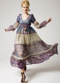 Стиль прованс в одежде 6 | Модные стили, Платья в стиле ...