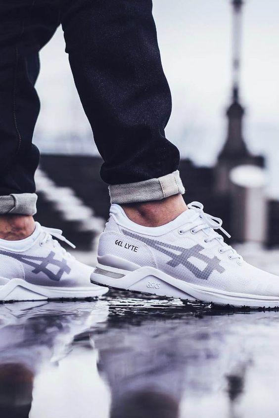 ASICS Gel Lyte iii Evo - weiß grau - | 2018 | Schuhe Damen ...