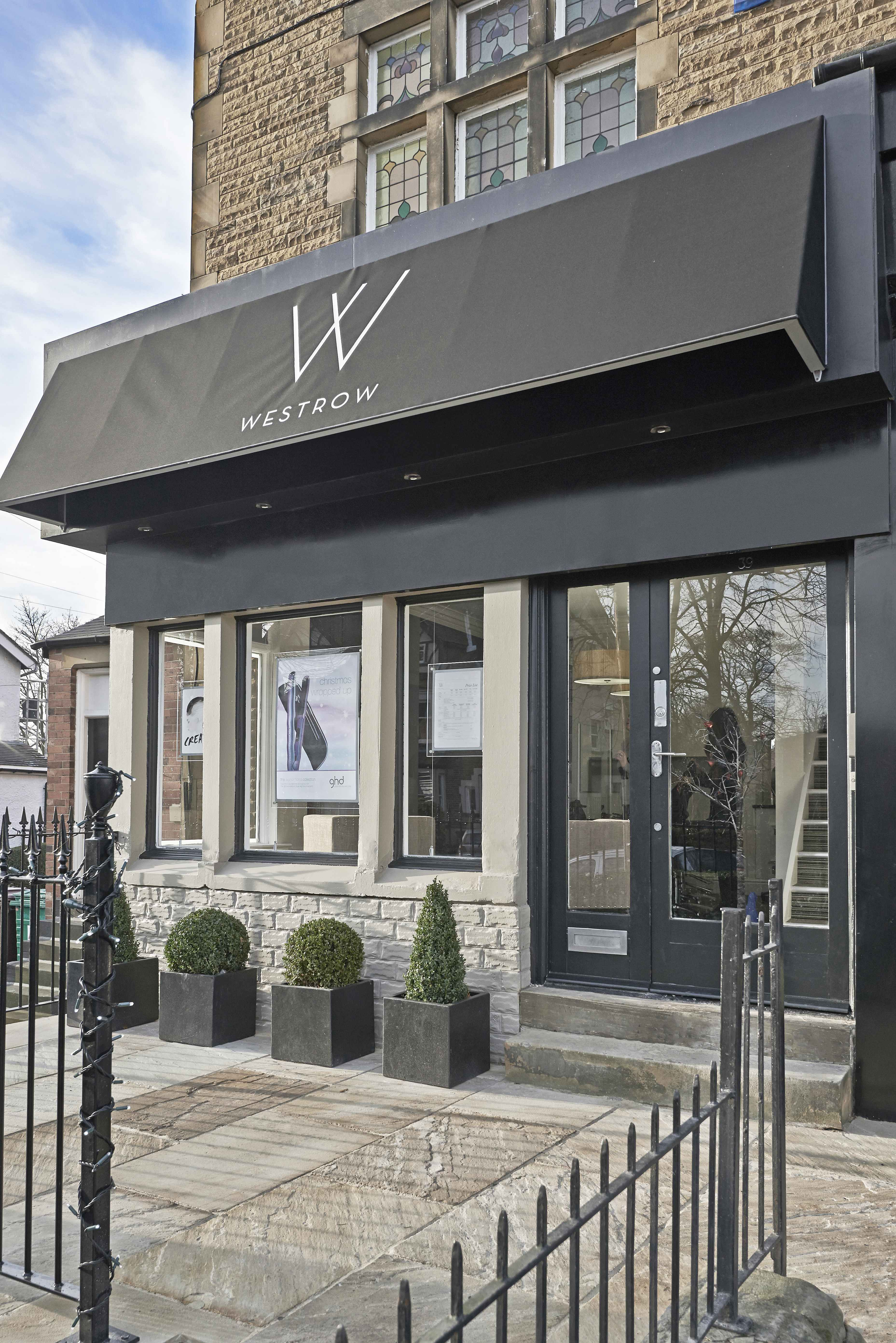 Salon Front Westrow Street Lane Salon Design Outdoor Decor Outdoor Structures