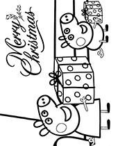 printable peppa pig coloring pages for free george mummy