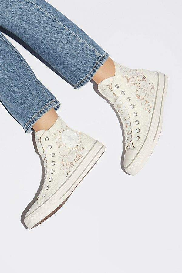 2019 Converse Chuck Taylor All Star Plush Suede High