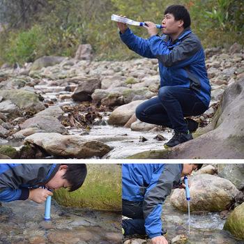 Survival Kompritas en 2020 Filtro de agua