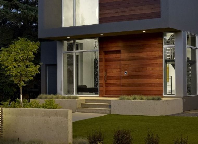 Aménager une entrée de maison moderne Pinterest - amenager une entree de maison