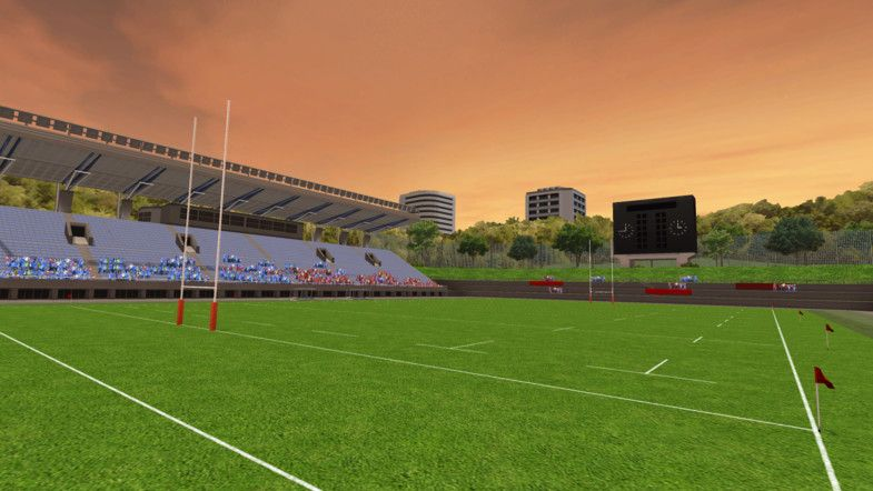 Rugby Stadiums Pack 3d Environments Unity Asset Store Stadium Rugby Rugby Games