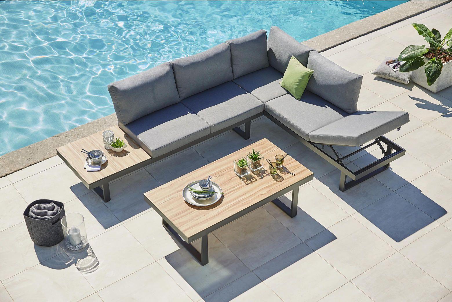 21++ Garten lounge tisch aluminium Sammlung