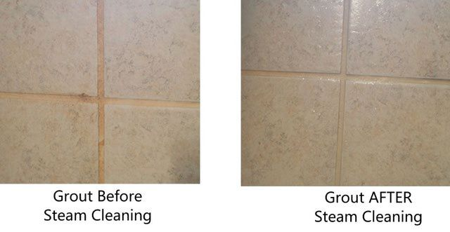 Can You Clean Tile Grout With Steam Yes But It S Still A Lot Of Physical Labor