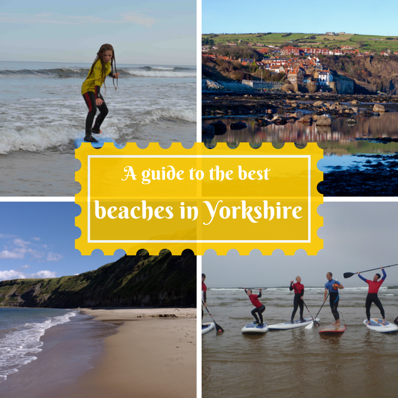 A guide to the best beaches in Yorkshire