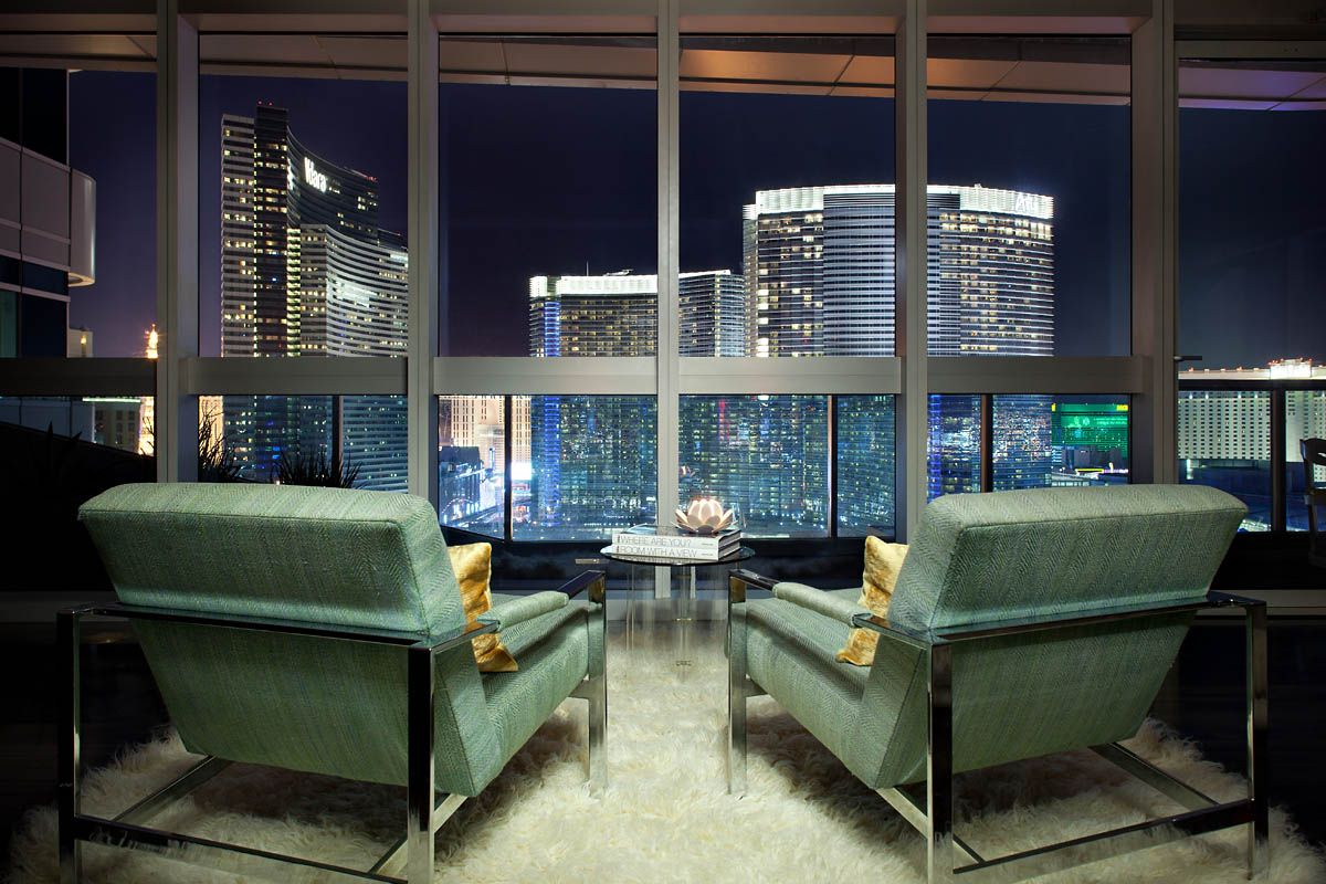 Unmatched views at The Martin condos in Las Vegas Nevada