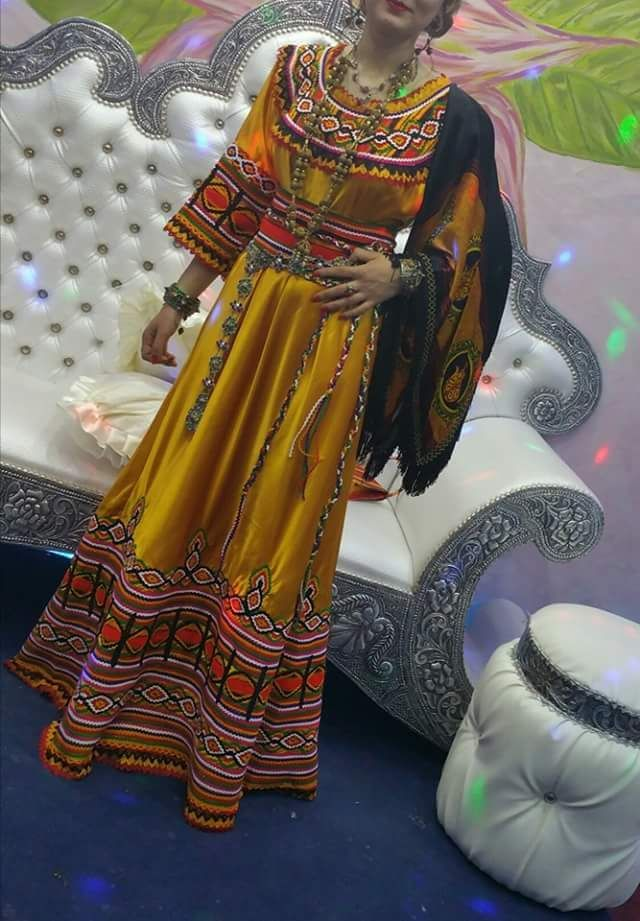 Robe Kabyle moderne Plus