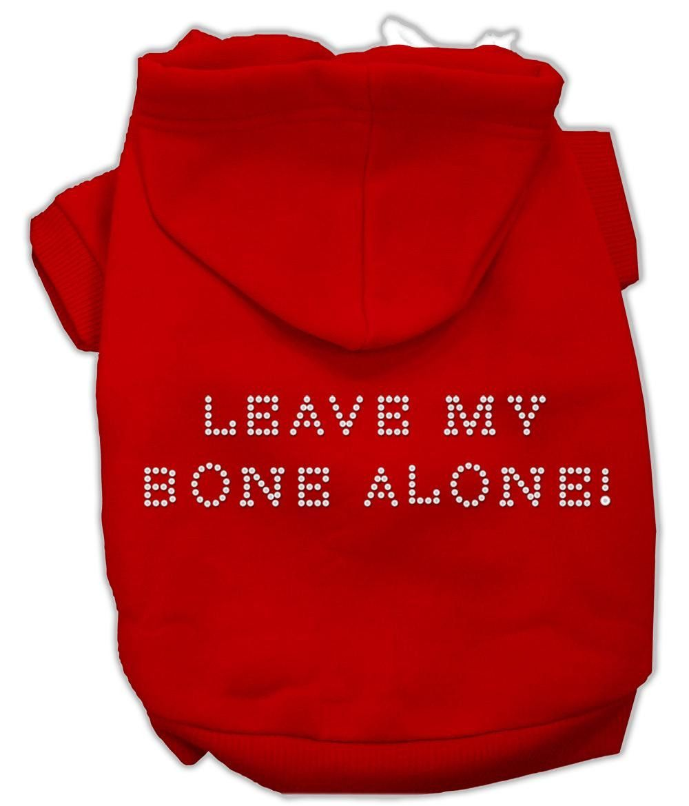 Leave My Bone Alone! Hoodie