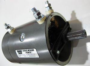 Warn 77892 Winch Motor