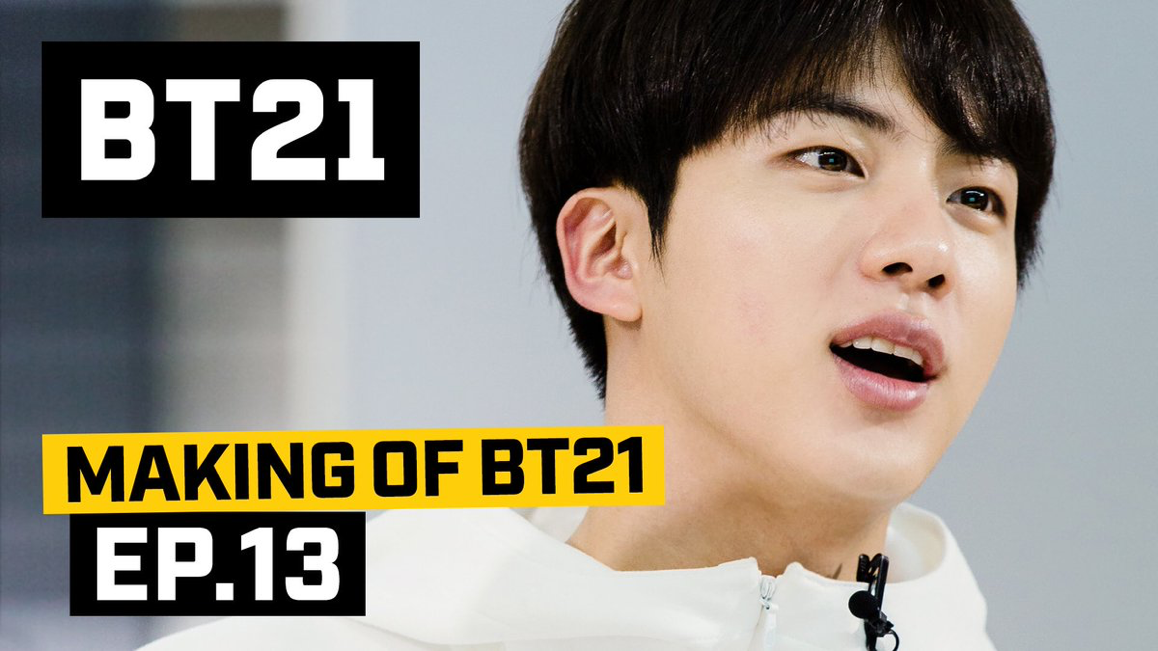 Making of #BT21 Ep.13 (Final) youtu.be/WdPxPlk06bg #우주스타 #유니버스타 #UNIVERSTAR #벌써마지막 #아쉽 #이제복습 #곧만나 #goodjob #cannot #let #go #ofyou #seeyousoon