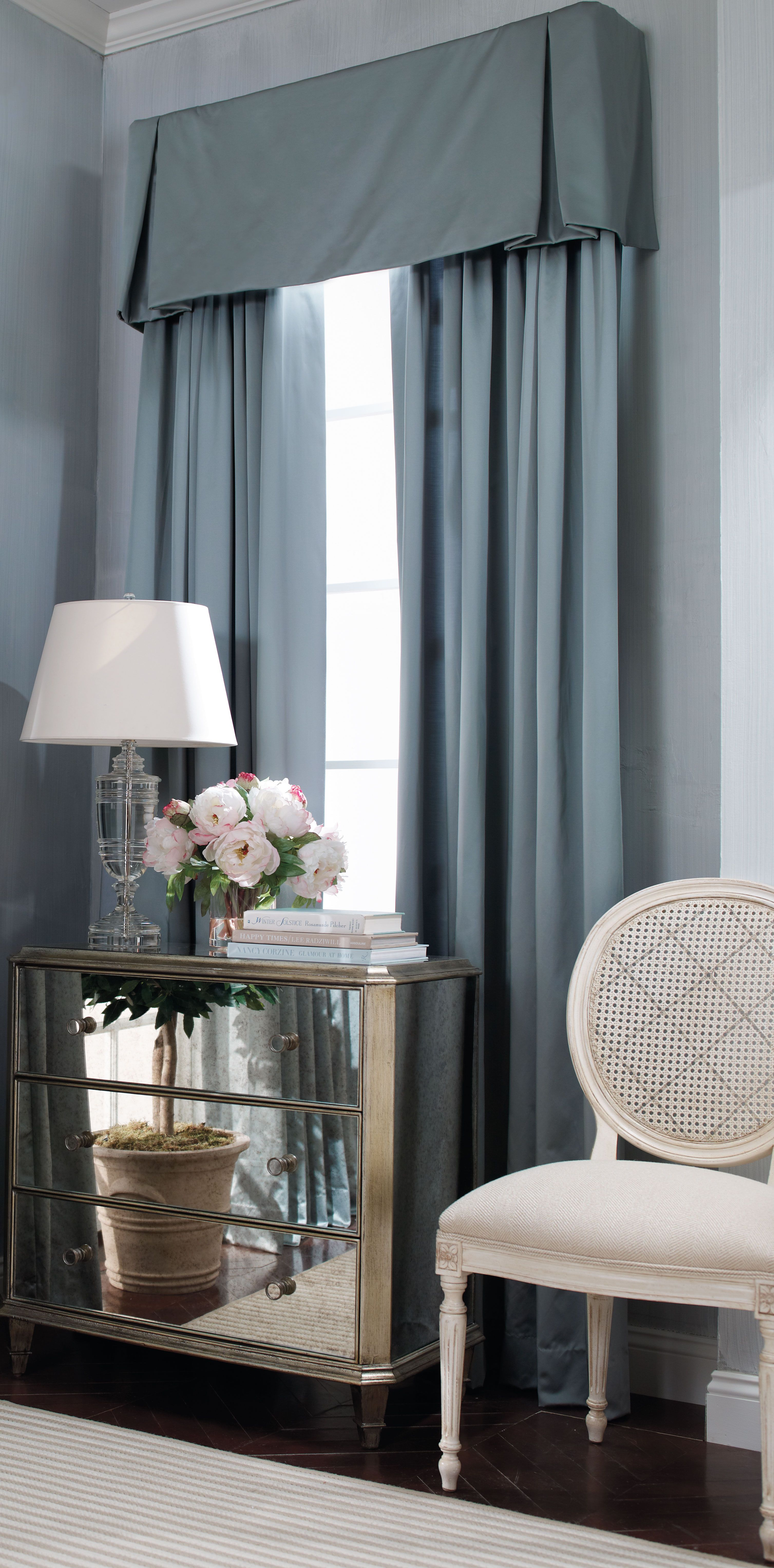 Window coverings ideas  this header is making haute headlines tip add a cleantailored