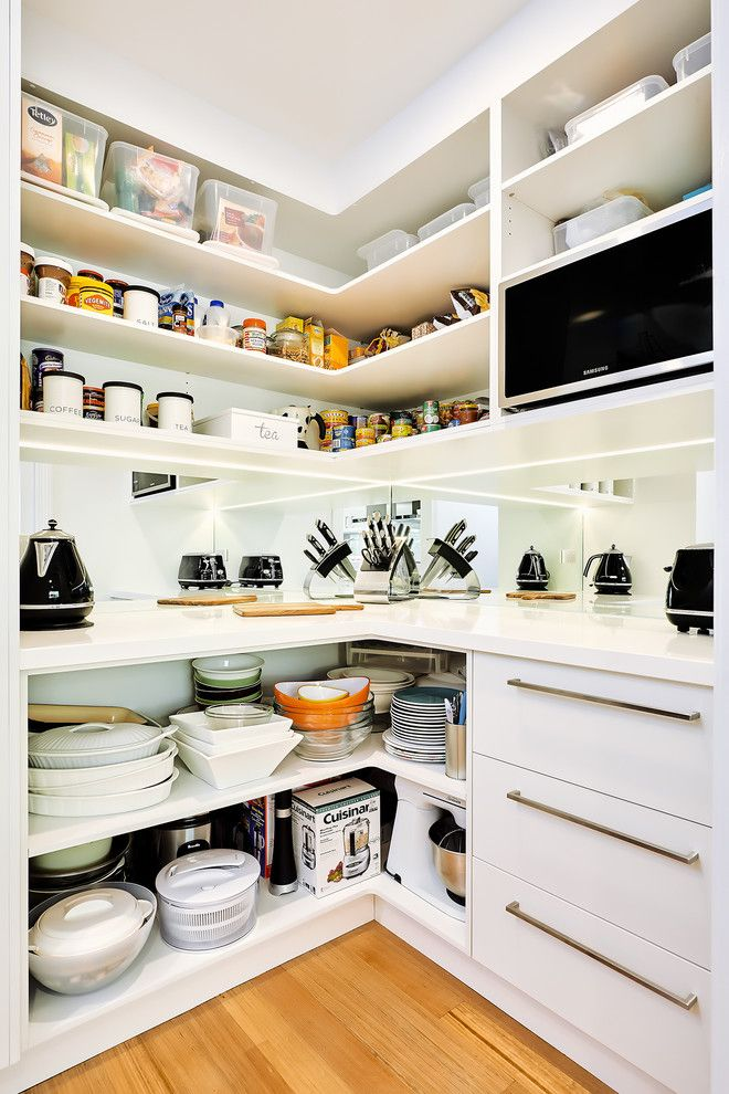 Best Modern Butlers Pantry Kitchen Contemporary With Kitchen 400 x 300