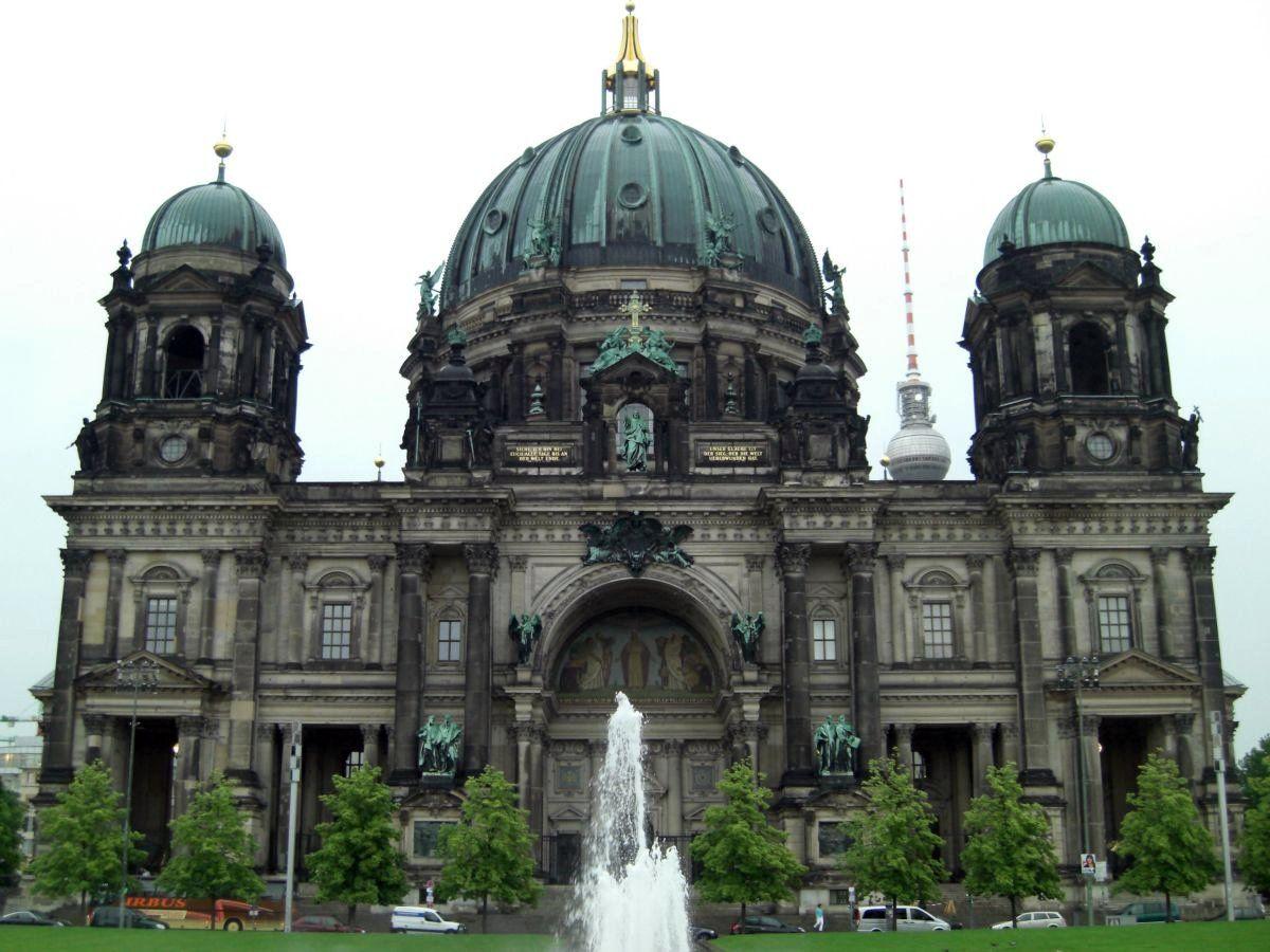 Iglesia Luterana del Espíritu Santo. Berlin