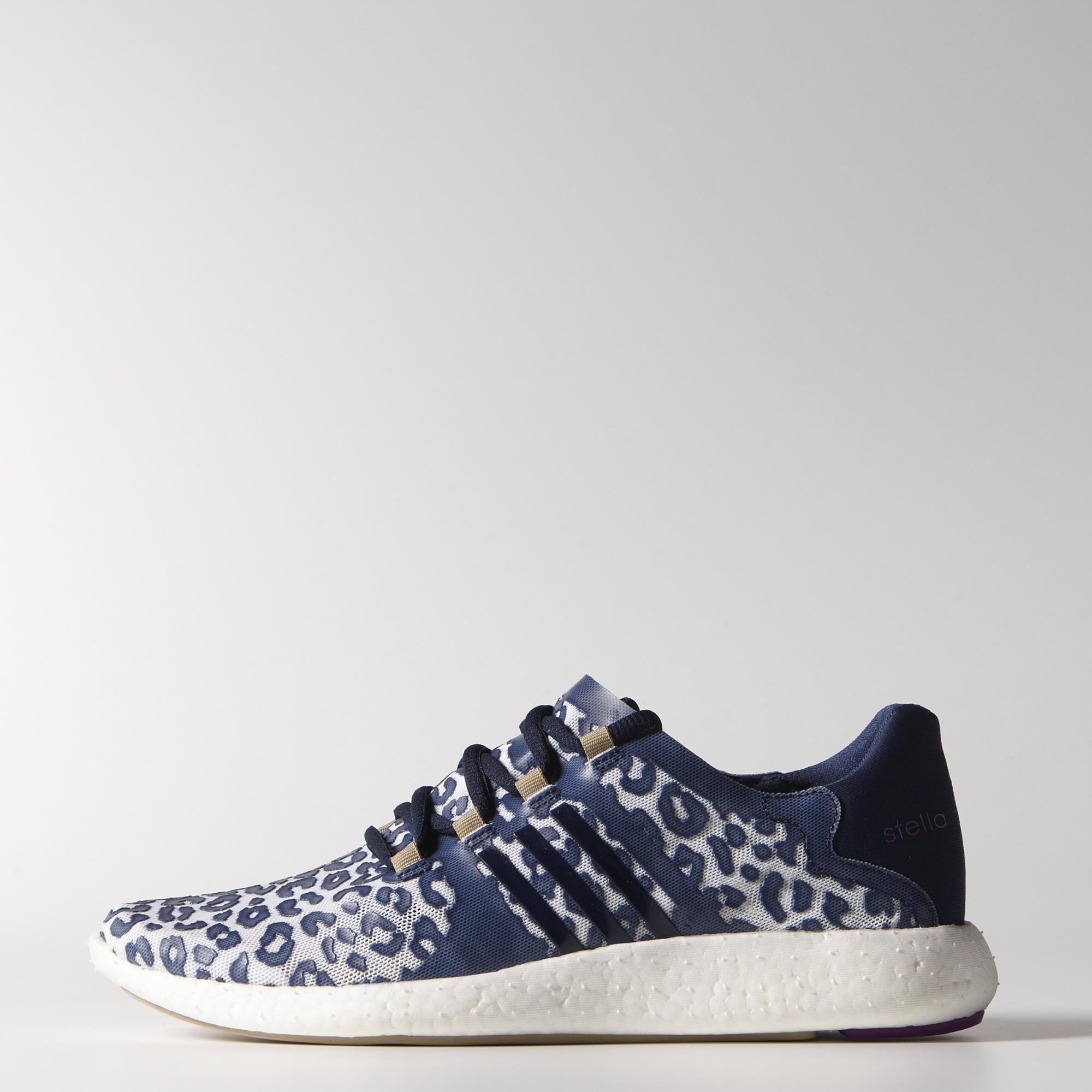 adidas Pureboost Shoes adidas UK Blauwe schoenen