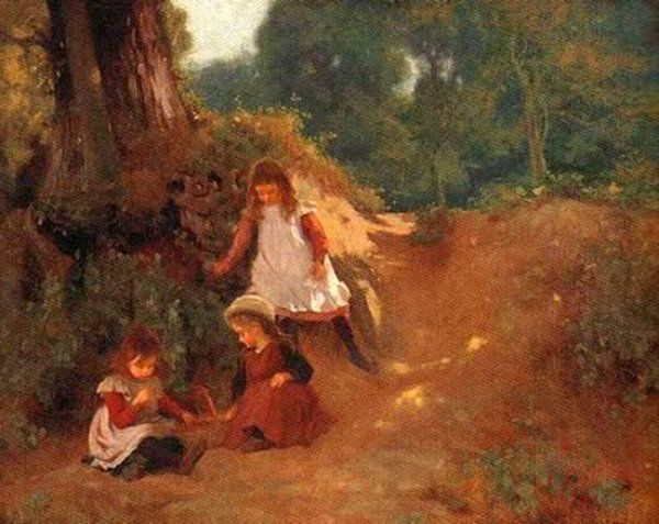 the-young-berry-pickers.jpg 600×477 piksel