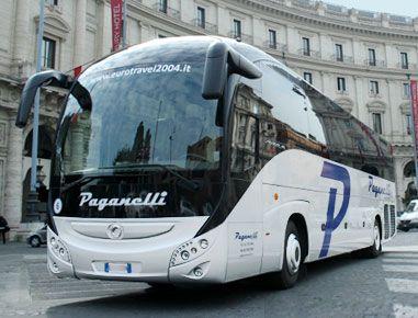 Paganelli Noleggio Bus E Transfer A Roma Autobus