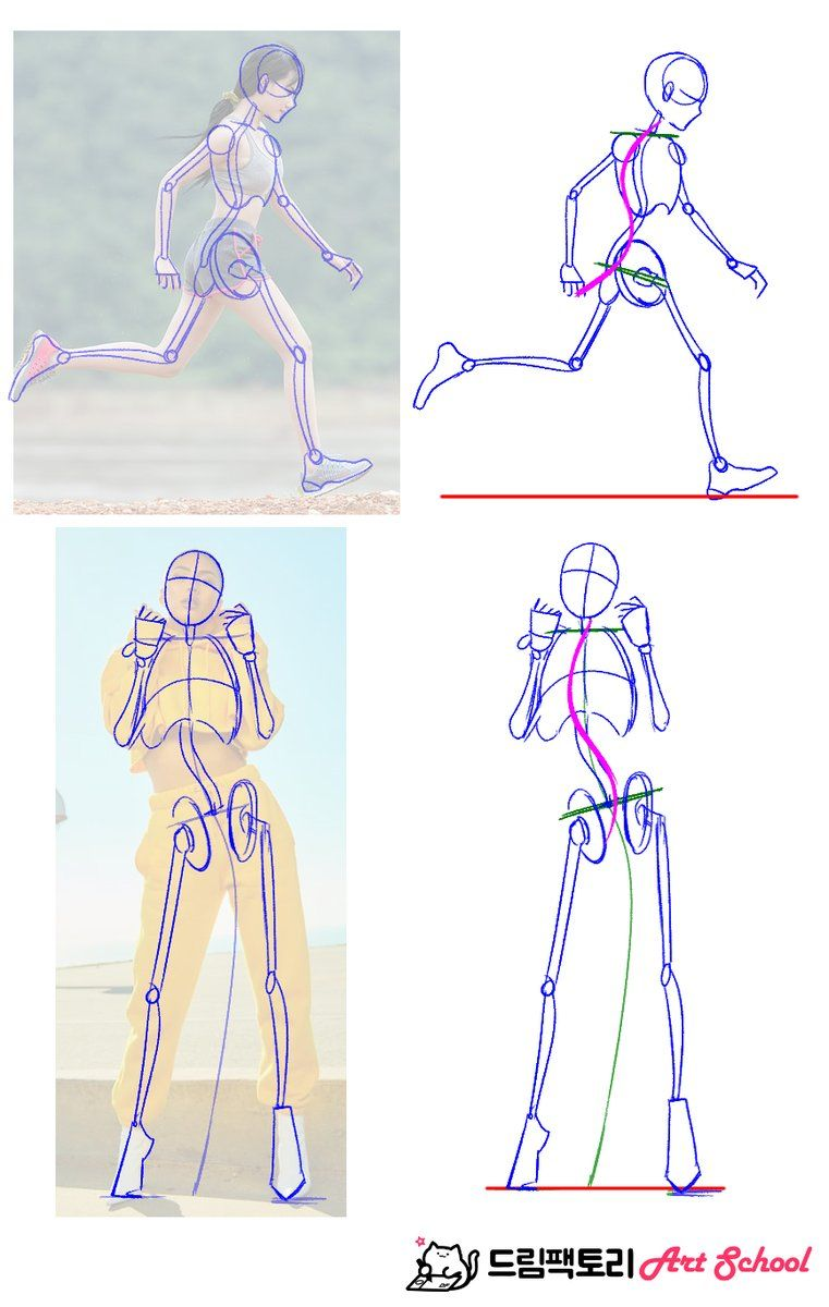 Legs And Bod Poses Art Reference Poses Cartoon Body Drawings