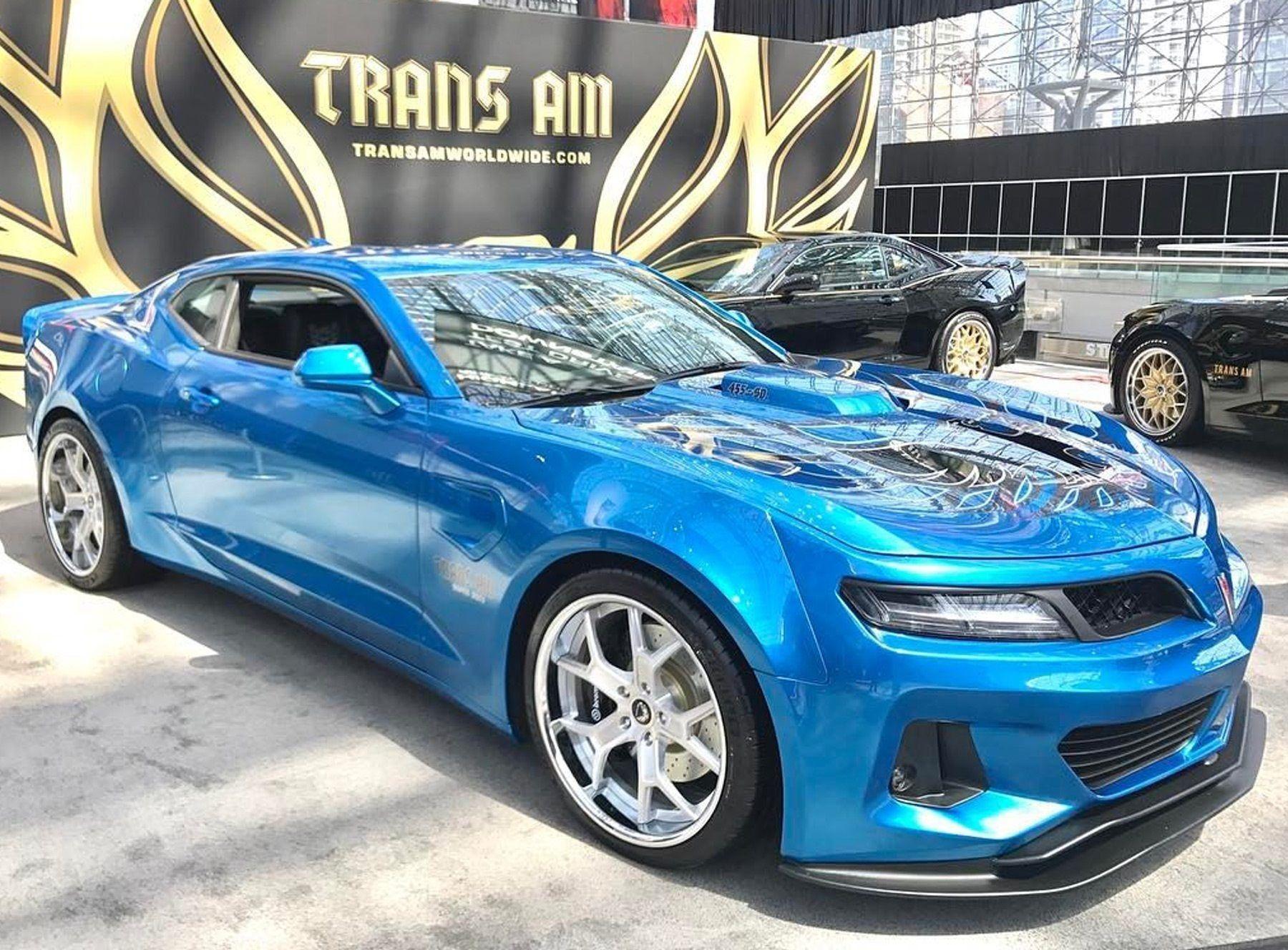 2020 The Pontiac Trans Reviews