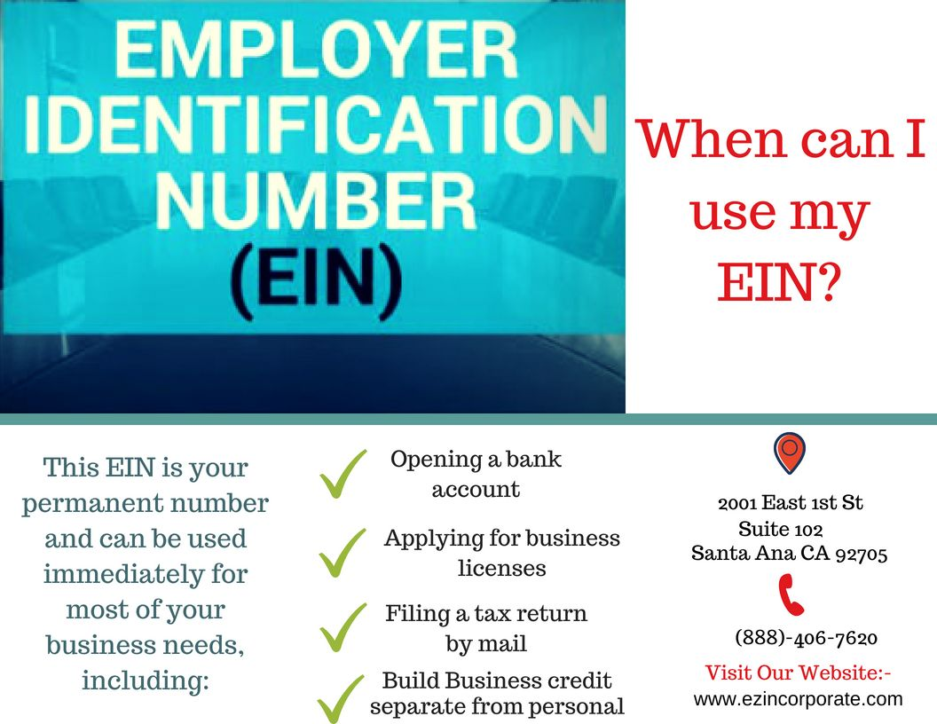 Apply Employer Identification Number Online Federal Tax Id