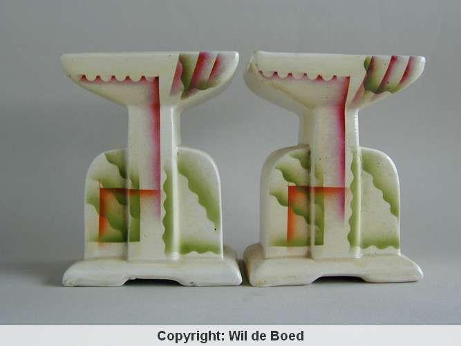 Spritzdekor candle