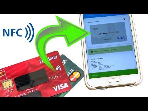Stealing Credit Debit ATM Card NFC Data   Hack Proof Cards