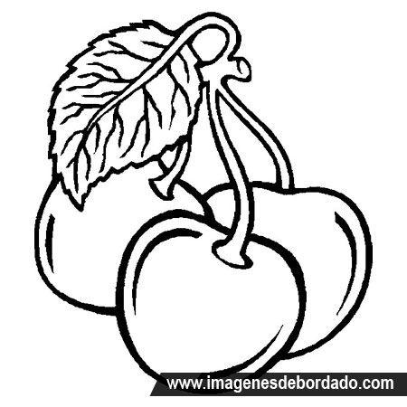 Dibujos De Servilletas Para Bordar Dibujos Frutas Y Verduras Uva Dibujo Dibujos En Tela