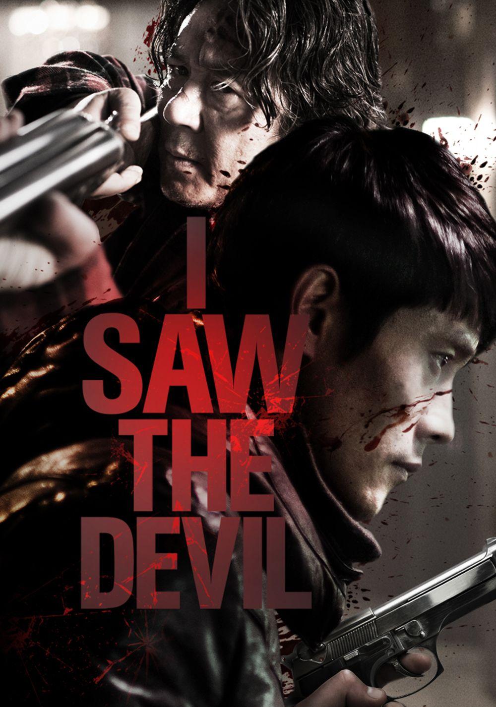 Risultati immagini per I SAW THE DEVIL