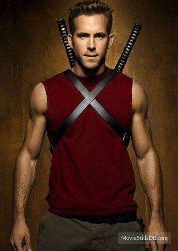 X Men Origins Wolverine Promo Shot Of Ryan Reynolds Ryan Reynolds Deadpool Ryan Reynolds Deadpool Workout Ryan Reynolds