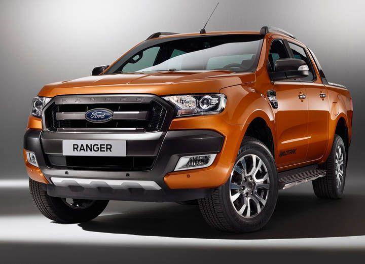2018 Ford Ranger Usa