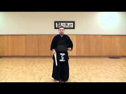 Tip of the Week - Yokomen & Hirakiashi #video #kendo #budo #giappone
