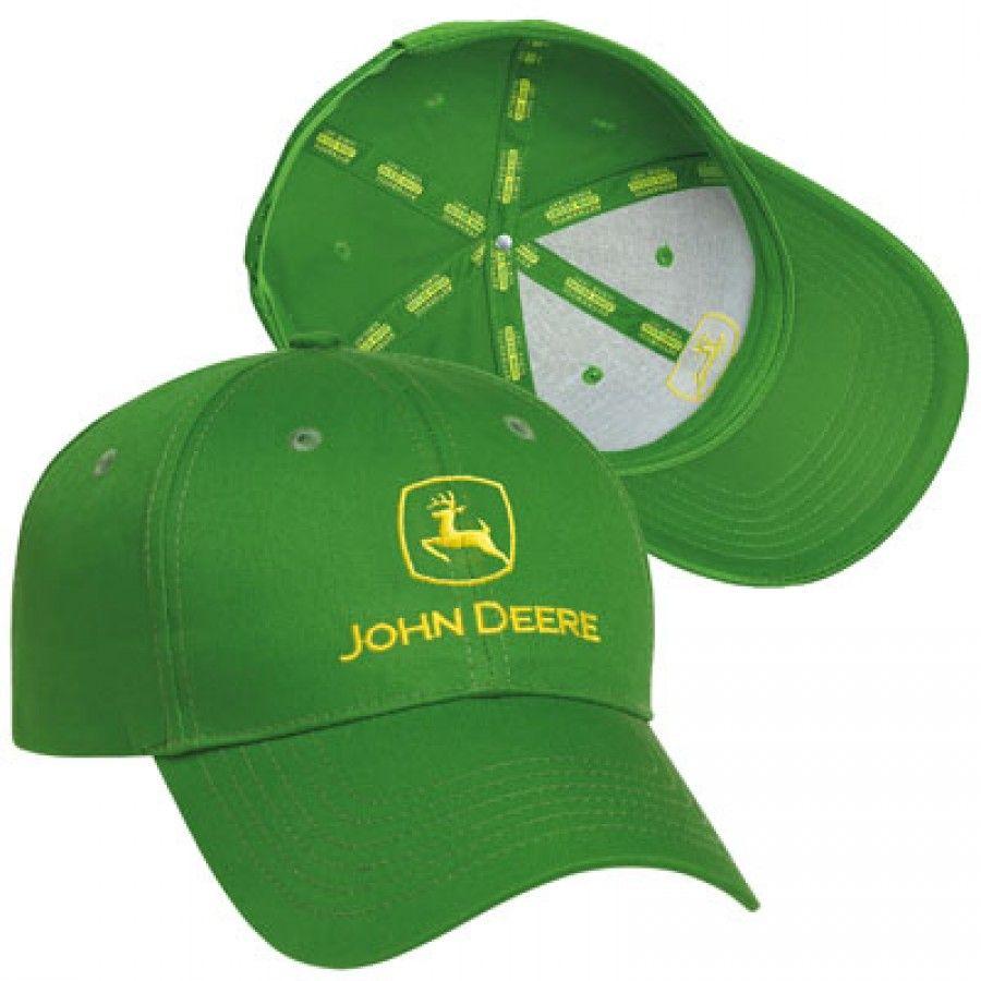 196696127adbe John Deere Dealer Exclusive Authentic Twill Cap