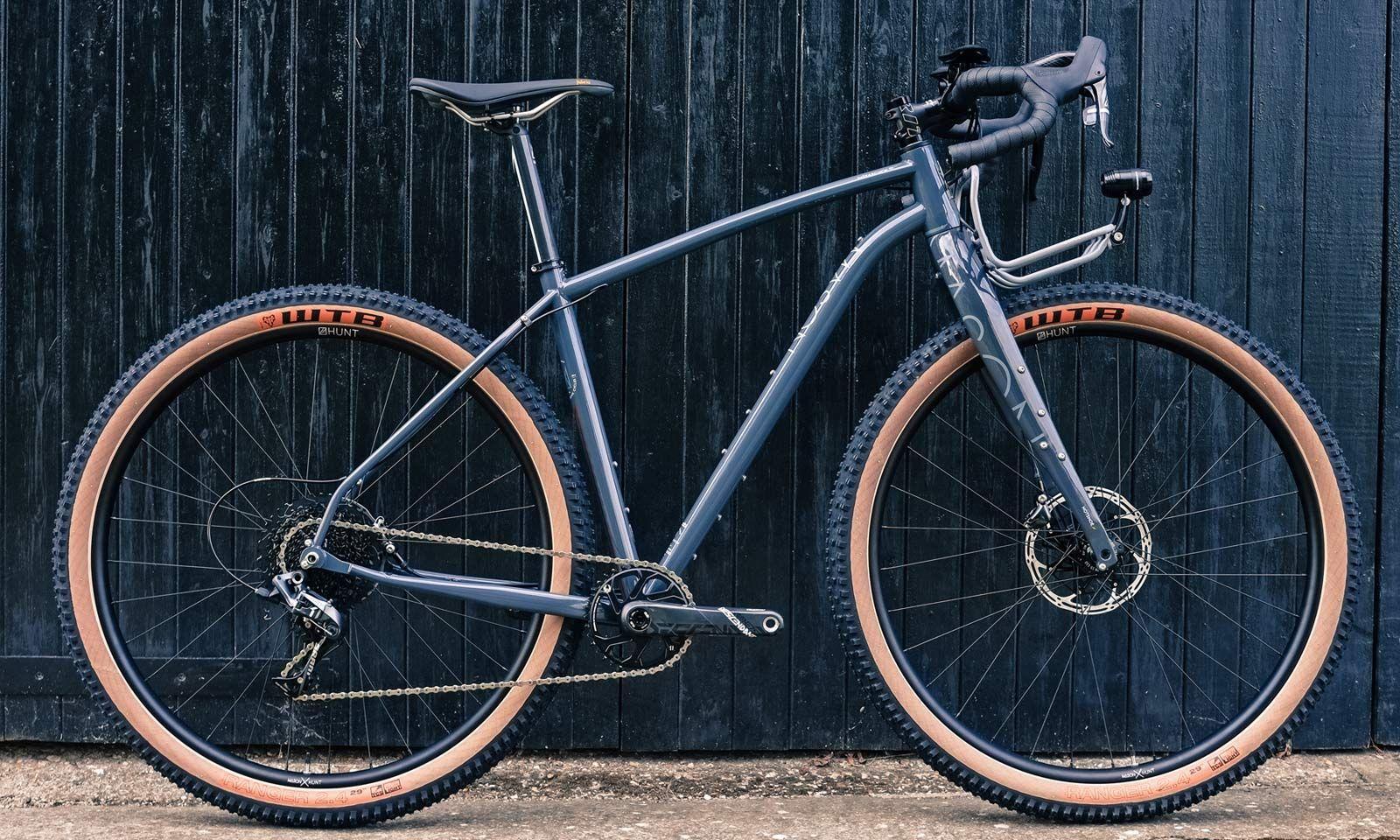 Mason Aspect New Titanium Road Bike Plus Alternate Iso Off Road