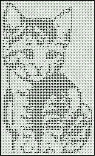 Pin By Rose Hocking On Kitty Pinterest Filet Crochet Crochet