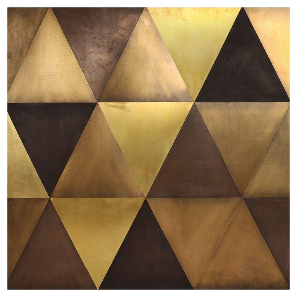 STYLE TABOO — CTO Lighting - Maya tiles [brass, steel, bronze]