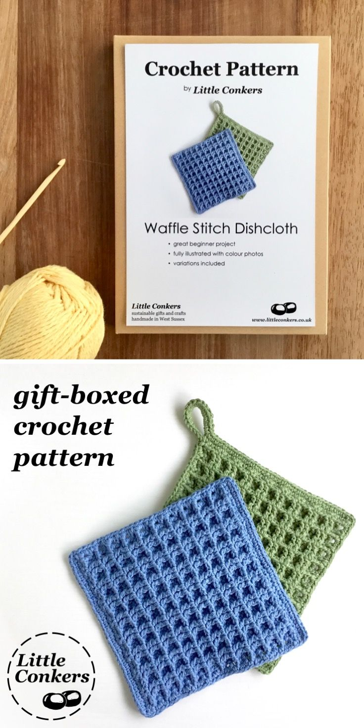 This beautifully-presented #crochet #pattern makes a great little ...