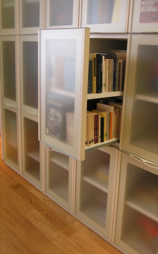 Cicpas 8 librerie for Mobili librerie torino