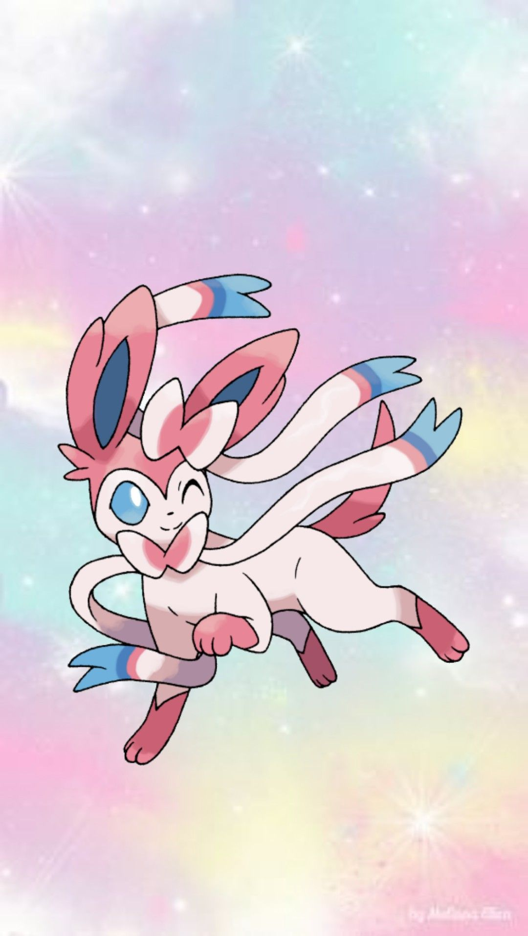 sylveon wallpaper 21 | Dibujos kawaii, Dibujos, Fotos de ...
