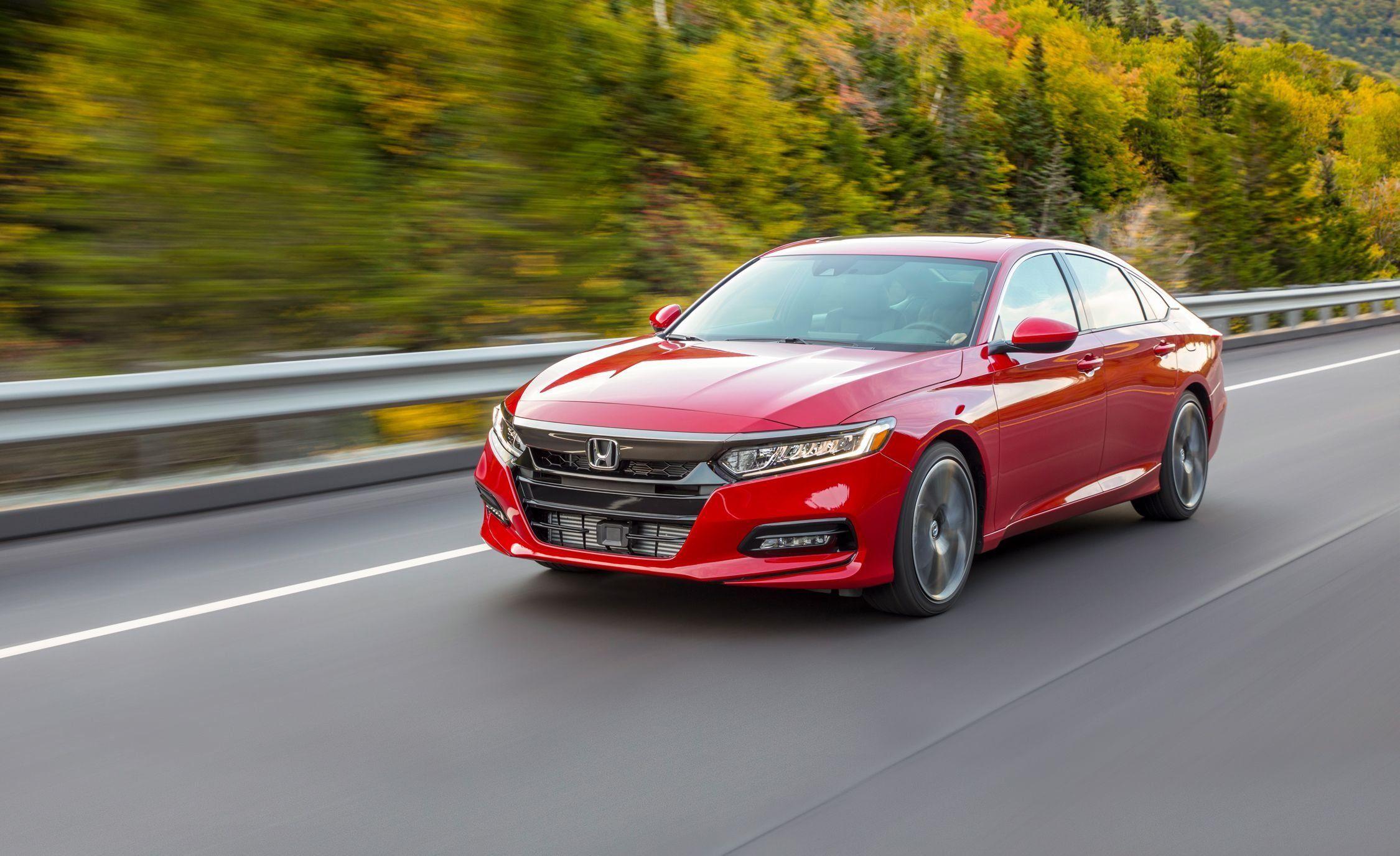 2021 Honda Accord Coupe Sedan Performance and New Engine