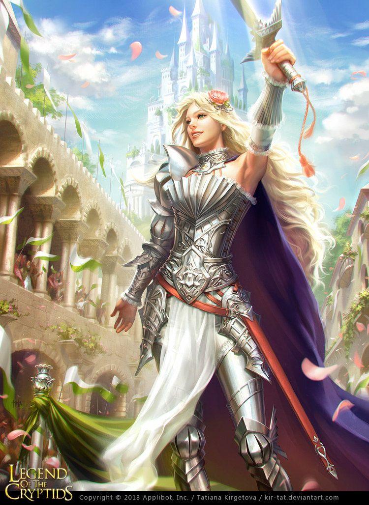 Legend of The Cryptids 2, Tatiana Kirgetova on ArtStation at https://www.artstation.com/artwork/kNO0