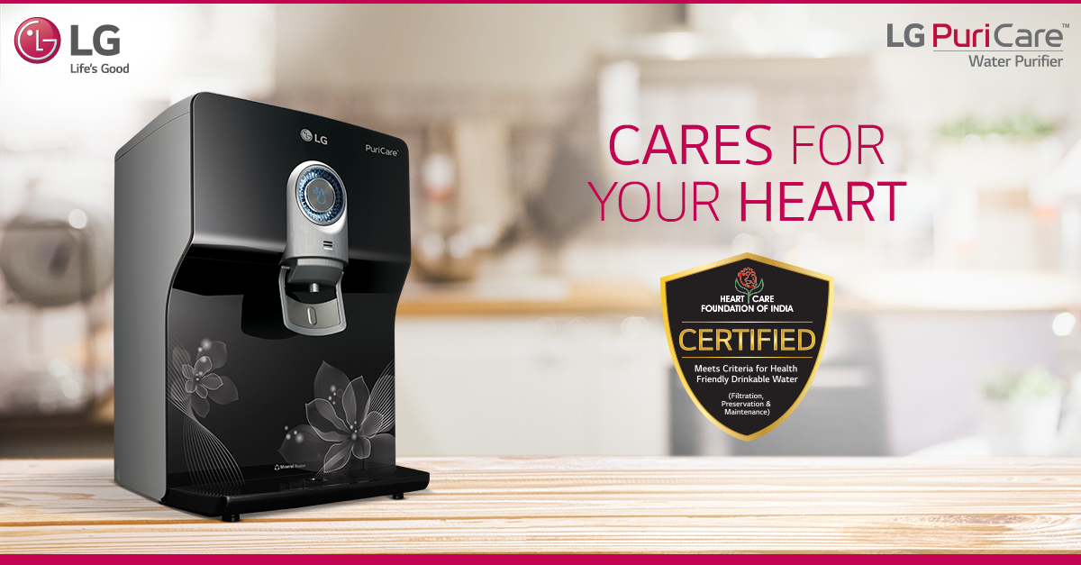 Good for the heart, good for your health ! Certified by