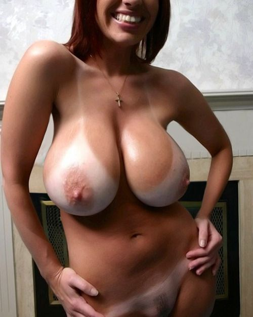petite flat chested redhead