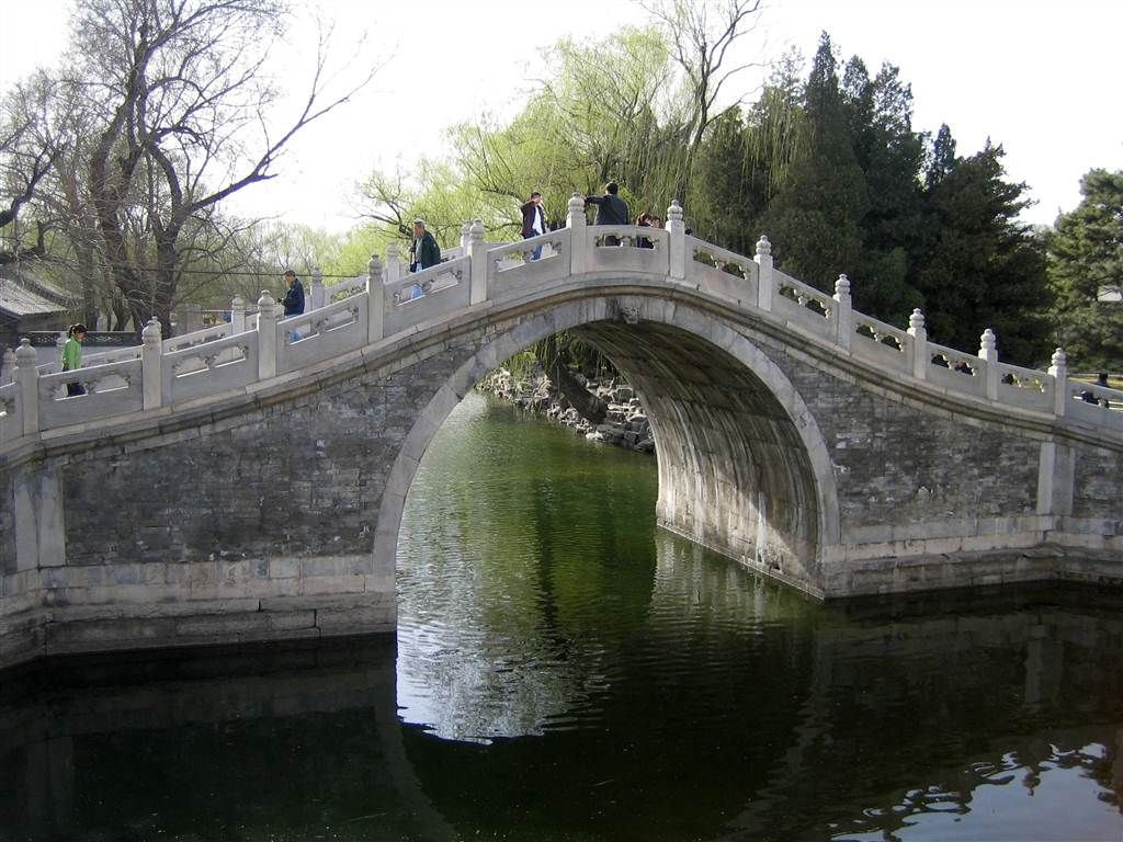 Traditional Chinese, Chinese Garden, In China, Gardens, Summer Palace,  Search, Photos, Design, Bridges, Searching, Photographs, Garden, Tuin,  Yards, ...