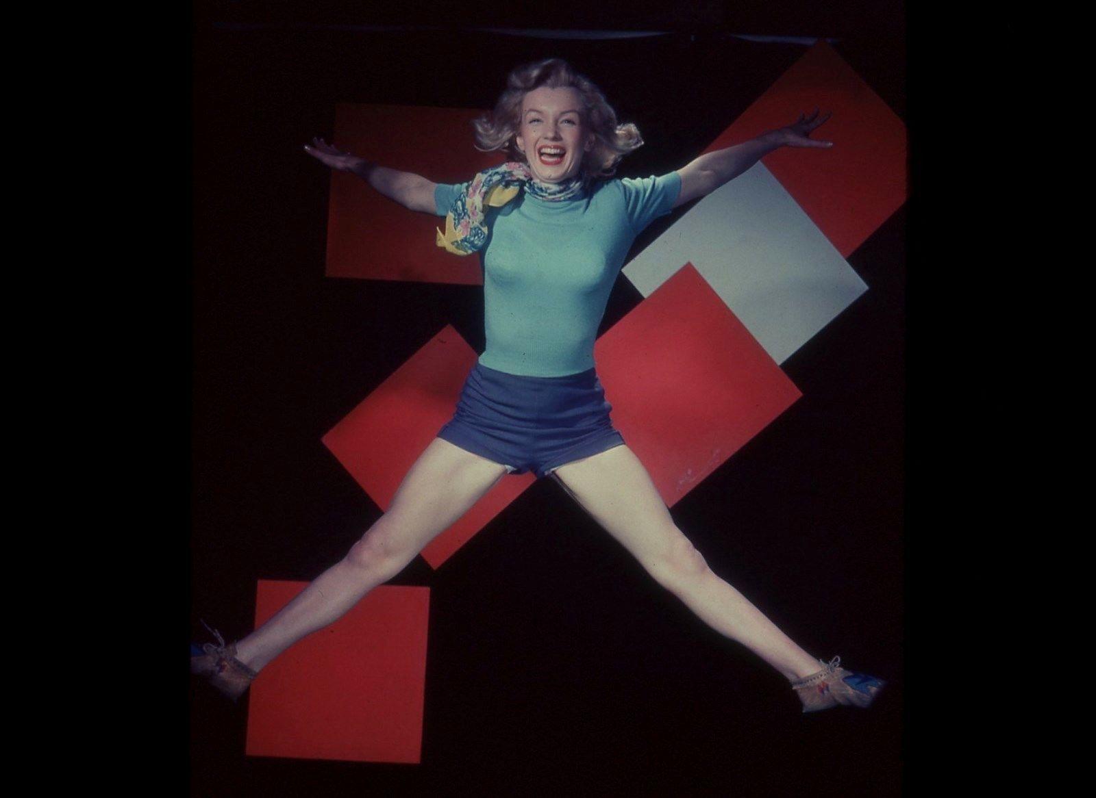 Marilyn Monroe, 1948 or 1949 by Willinger