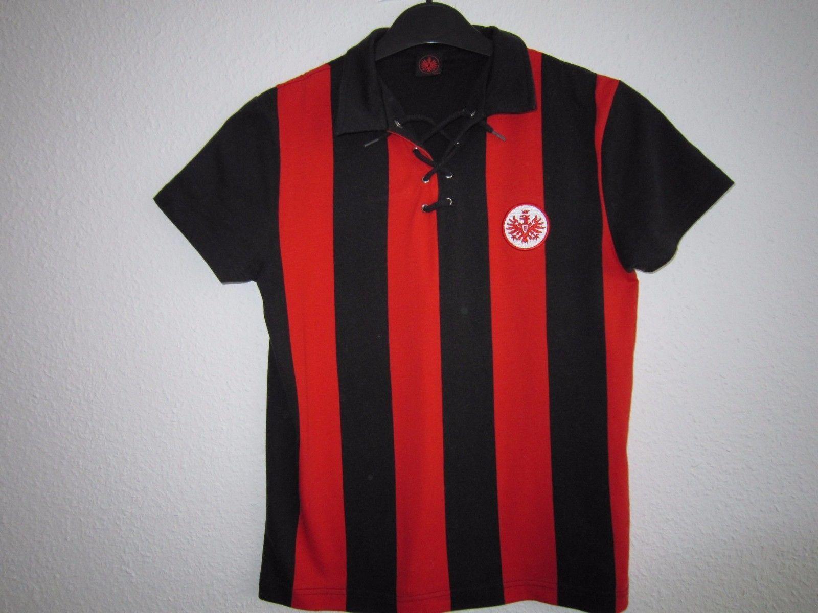 Eintracht Frankfurt Retro Trikot